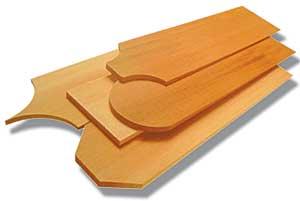 Wood Shakes and Shingles - Fancy-Butt Cedar Shingles