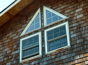 Cedar Shakes or Cedar Shingles Siding